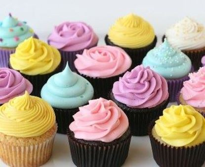 Picture of 12 Cupcakes